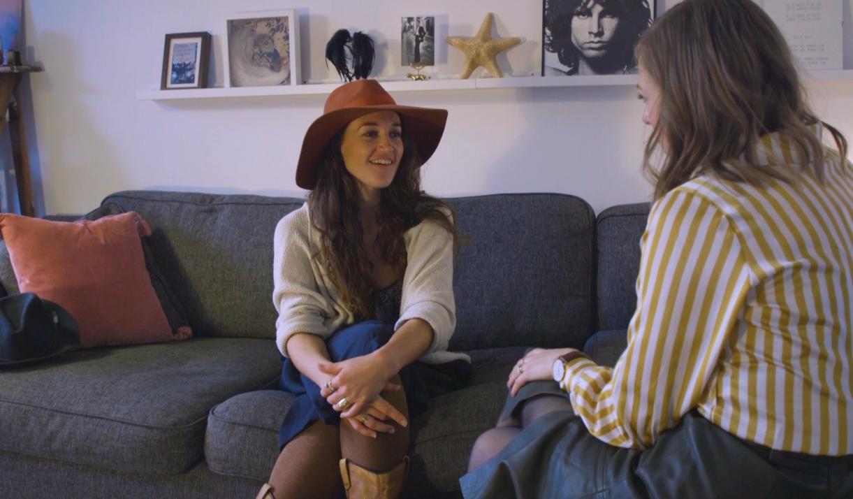 Ciska ging in gesprek met professional wild child Zoë van Liere