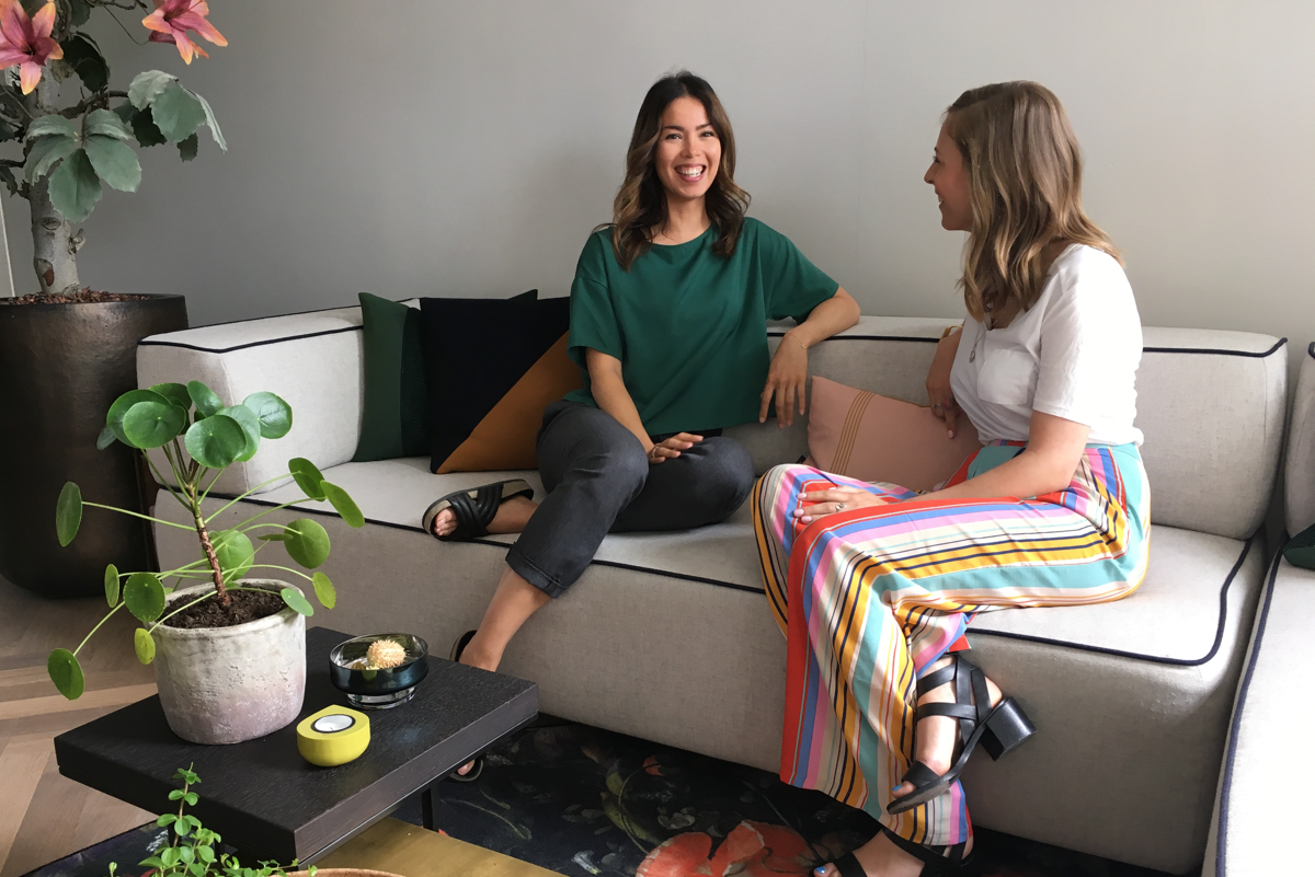 Ciska gaat in gesprek met interior junkie Elisah Jacobs